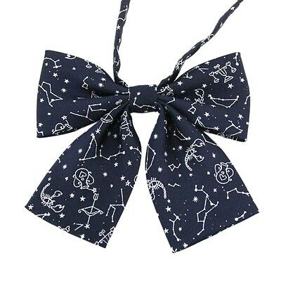 Student Uniform Cosplay Costume Anime Japanese bow Tie Bowknot Cosplay Halloween