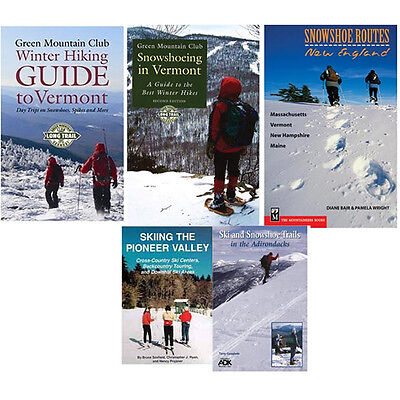 Adirondack Mountain Club New England: Winter Guides - Ideal For Skiing