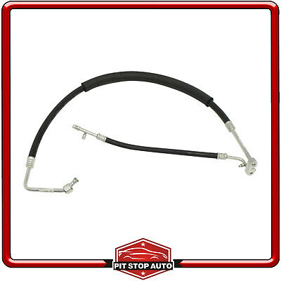 A//C Manifold Hose Assembly-Suction and Discharge Assembly fits 78-82 Corvette