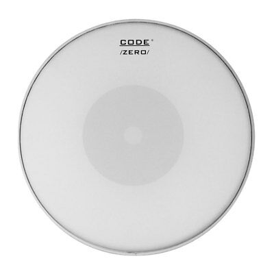 "CODE ""Zero""/""Genetic"" Snare Drum Heads/Set 14""/13"" and Wires // Free Shipping"