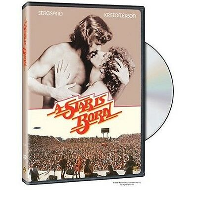 A STAR IS BORN (Barbra Streisand 1976) -  DVD - UK Compatible - New & sealed
