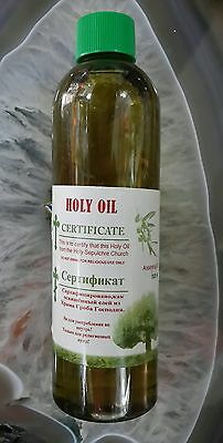 Jerusalem unscented  pure holy anointing oil ,  300 ml, EXCLUSIVE !!