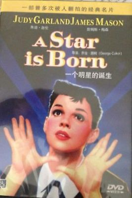 A Star Is Born 1976 - UK Compatible Judy Garland, James Mason New Region 2 DVD