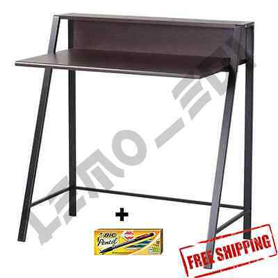 Student Writing Desk Metal Book Box Office Home School