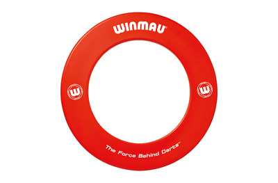 Winmau Dartboard SURROUND - RED