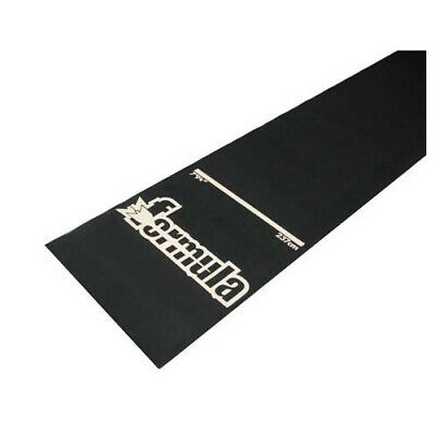 Non-Slip Heavy Duty Rubber Dart Board MAT - 3.05m x 0.62m - Correct Throwing Lin