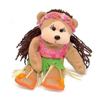 Beanie Kids - Talulah the Hula Bear - BK2 152 - Oct 14 Release - BRAND NEW