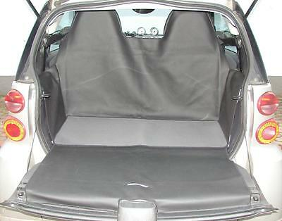 Boot Trunk Tailgate Protection Boot Guard Cover Dog Carpet Smart Fortwo 451