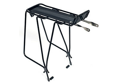 Azur Performance Rear Alloy Touring Bicycle Rack for Disc Brakes