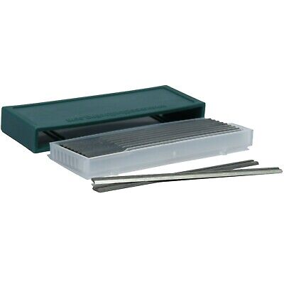 10no 3 1/4inch HSS Planer Blades to suit Makita M102, 1900, 1900B, 1901, 1902..
