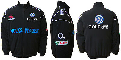 Volkswagen VW Golf Racing R-Line Jacket Veste Blouson