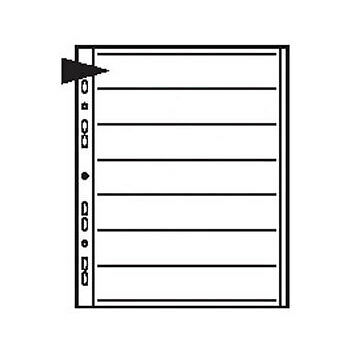 Kenro Negative File Pages 35mm Translucent (25 Pack) KNF08