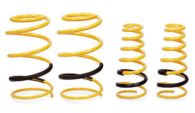 King Springs Suspension Lowered Front and Rear Kit KHFL151SL-KHRL152SL