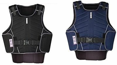 Harry Hall zeus beta level 3 adult's horse riding body protector