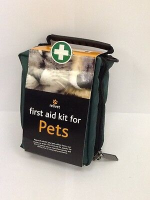 Relivet First Aid Kit for Pets, Premium Service, fast dispatch