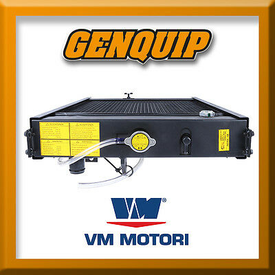 New Vm Motori Radiator Heavy Duty