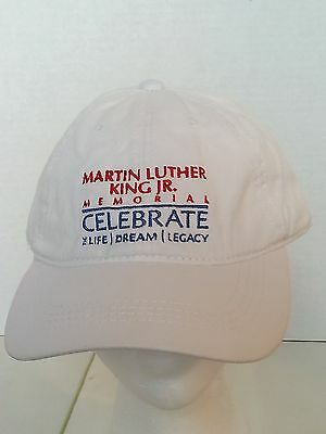 Martin Luther King Jr. Memorial / Celebrate The Life Dream Legacy Ball Cap Hat