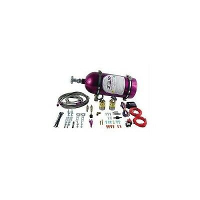 Zex Wet Nitrous Kit 100-250Hp Shot 10Lb Bottle Gm/holden Ls1/ls2/ls6 Zex82087
