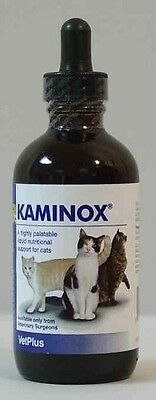 Kaminox For Cats 120ml. Premium Service. Fast Dispatch.
