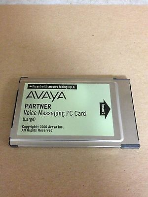 Avaya Partner Voice Messaging PC Card (Large) (C. 2000) 108505306