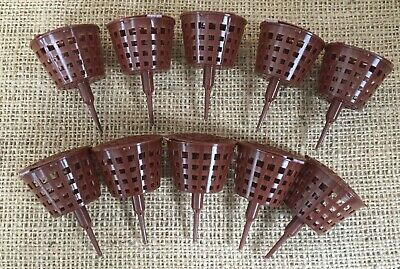 Bonsai Fertiliser Baskets With Spike x10 Small