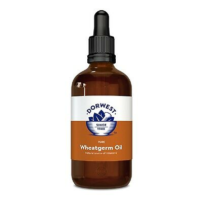 Dorwest Wheatgerm Oil Liquid 100ml, Premium Service, Fast Dispatch