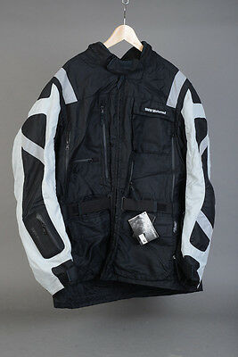 BMW Motorrad Trailguard Suit Men's Riding Jacket - Size 60 (4 of 4)