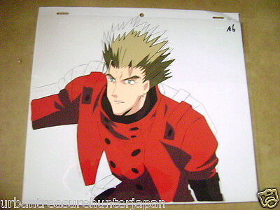 Trigun Vash The Stampede Anime Production Cel 11