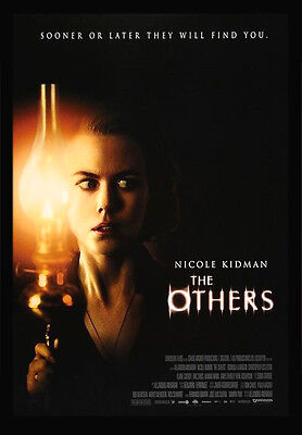 -A3- THE OTHERS 2001 MOVIE Film Cinema wall Home Posters Print Art - #21