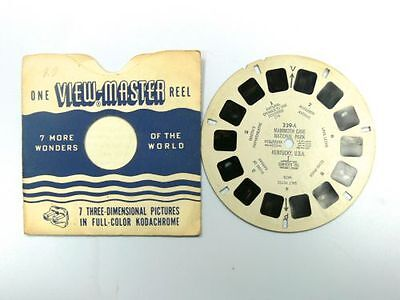 Mammoth Cave View Master