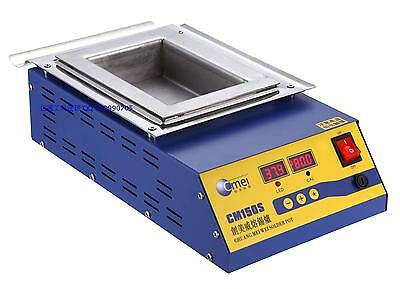 Preheating Soldering Pot / Preheat Station Tin Pot 900W CM-150s