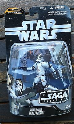 Star Wars Combat Engineer Clone Trooper The Saga Collection