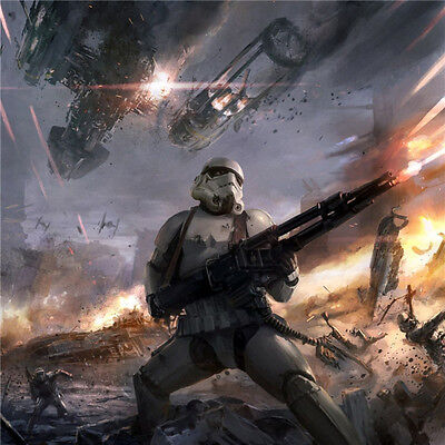 """Star Wars The Old Republic Game Wall Poster 32/""""x24/"""" SW033"""