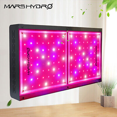 300W LED Grow Light Panel Veg Flower Hydroponics Full Spectrum Indoor Plant Lamp
