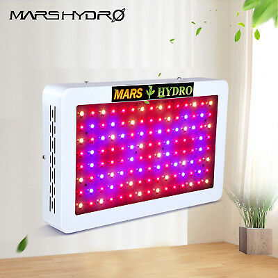 Mars 600W LED Grow Light Full Spectrum for VEG BLOOM Hydroponics Medical Plants