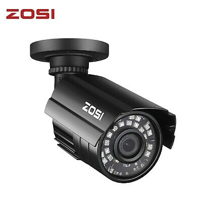 ZOSI 8CH HDMI 720P DVR 1500TVL Outdoor CCTV Video Security Camera Home System