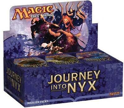journey into nyx KOREAN booster box magic the gathering FREE PRIORITY SHIPPING