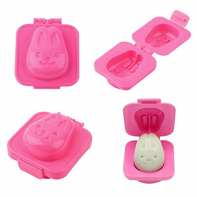 1pc Boiled Egg Sushi Rice Mold Bento Maker Sandwich Cutter Food Funny Decor LD