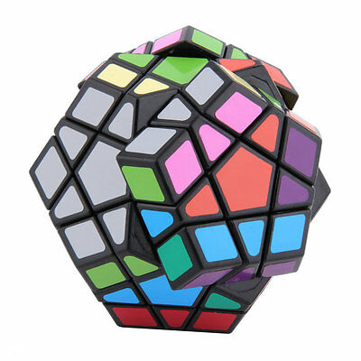 1pc New 12-side Megaminx Magic Cube Puzzle Twist Toy 3D CUBE Education Gift LD