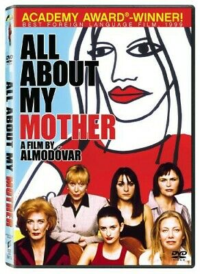 All About My Mother (2009, DVD NUEVO) WS (REGION 1)