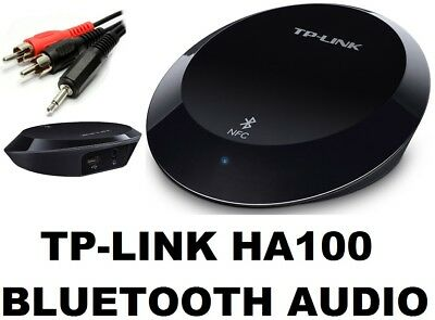 TP-LINK HA100 Bluetooth Music Receiver | NFC Steam from Phone to HI-FI [F43]