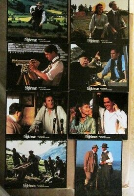 The Englishman Who Went Up A Hill...  Movie Poster Lobby Card Set Of (8) 1995