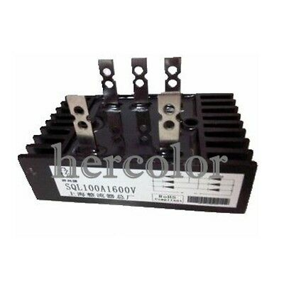 New Three Phase Diode Bridge Rectifier 100A 1600V SQL100A
