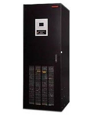 Toshiba G9000 160kVA 144KW 480V New UPS System w/Batteries & Start-Up Included