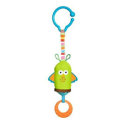 Tiny Love Friend Wind Chime Clip on Toy- Owl
