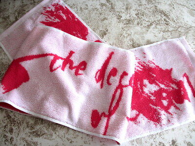 Dir en grey a knot only Tour 2011 The Decomposition of The Moon Towel Pink