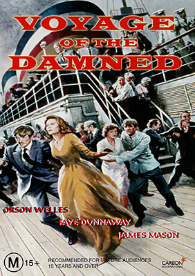 Orson Welles James Mason VOYAGE OF THE DAMNED DVD