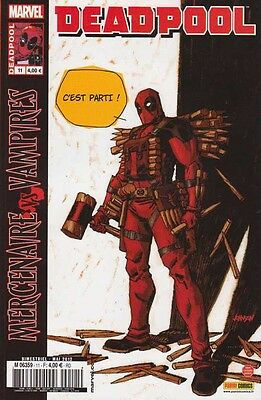 DEADPOOL N° 11 Marvel 2ème Série Panini comics