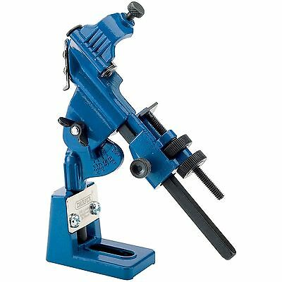 Draper Drill Bit Grinding Sharpening Attachment For Use With Bench Grinder
