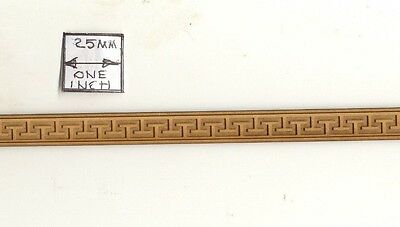 Roof Trim Victorian  LT121 wood 1//12 scale dollhouse miniature 1pcs USA